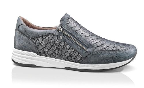 Ara - Jenny Granville Sneaker Style Grey Shoes