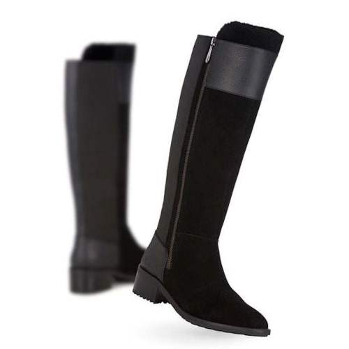 Emu Australia - Tennant Leather Womens Waterproof Knee Boots