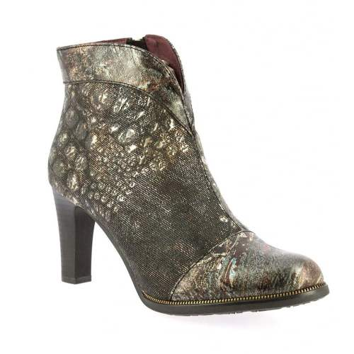 Laura Vita - Albane 03 Brown Ankle Boots